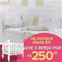 Kit Berço Savannah + Berço Mila
