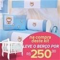 Kit Berço Mimos + Berço Mila