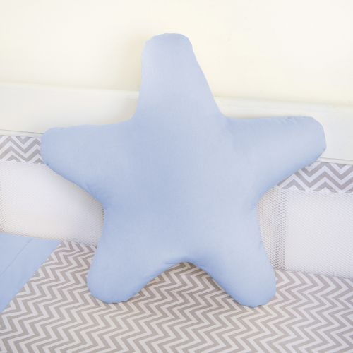 Almofada Estrela Azul 30cm