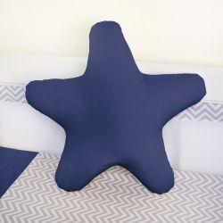 Almofada Estrela Marinho 30cm