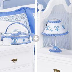 Kit Acessórios Blue