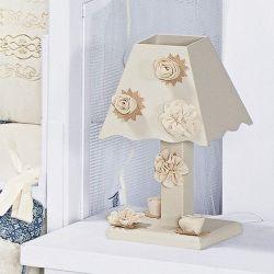 Abajur Flor de Liz