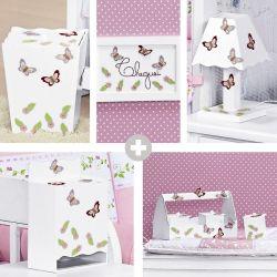 Kit Higiene Completo Garden Dreams