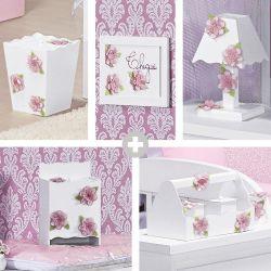 Kit Higiene Completo Bella