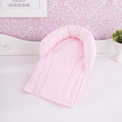 Protetor para Cabeça de Bebê Rosa Poá