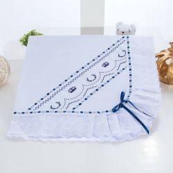 Manta Mariana Azul Marinho 86cm