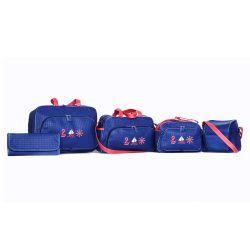 Conjunto de Bolsas Maternidade Marinheiro