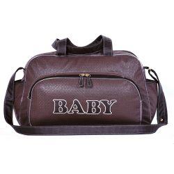 Bolsa Maternidade New Baby Café 44cm