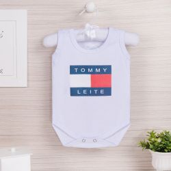 Body Regata Tommy Leite