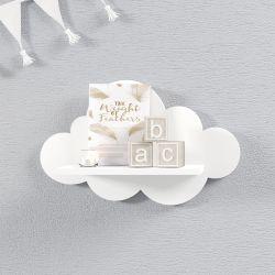 Prateleira Nuvem Branco P