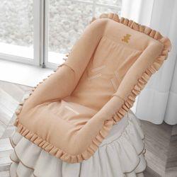 Capa de Bebê Conforto Realeza Rosé Premium