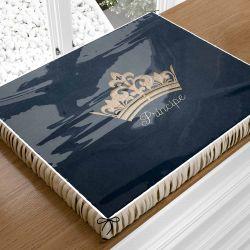 Trocador de Fraldas Príncipe Marinho Premium