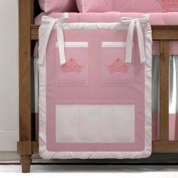 Porta Treco Princesa Rosa Premium
