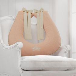 Almofada Amamentação Princesa Rosé Premium