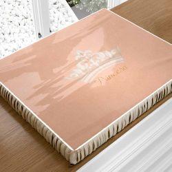 Trocador de Fraldas Princesa Rosé Premium