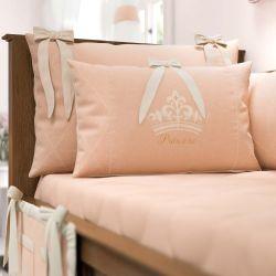 Mini Cabeceira Princesa Rosé Premium