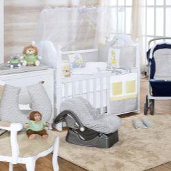 Quarto de Bebê Zoo Clean