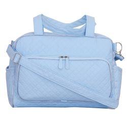 Bolsa Maternidade Djon Azul 38cm