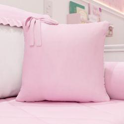 Almofada Pequena Bailarina Rosa