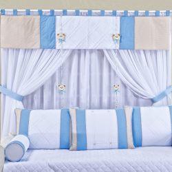 Cortina Bambini Azul 1,70m