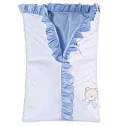 Porta Bebê Bambini Azul