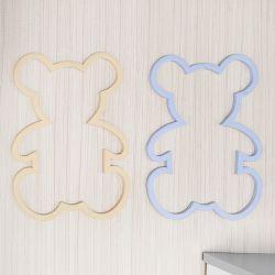 Silhuetas de Parede Urso Julinho 28cm