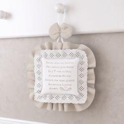 Porta Maternidade Oração Santo Anjo