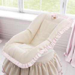 Capa de Bebê Conforto Nina Luxuosa