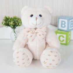 Ursa Realeza Bege 30cm