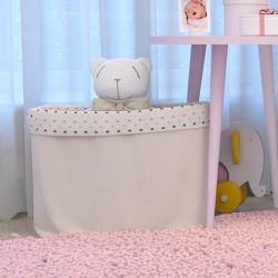 Cesto Organizador para Brinquedos Alice 35cm