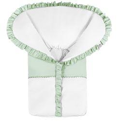 Porta Bebê Basic Verde