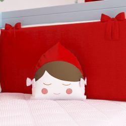 Almofada Chapeuzinho Vermelho