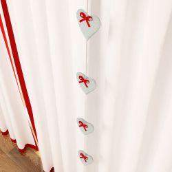 Pêndulos Cortina Chapeuzinho Vermelho