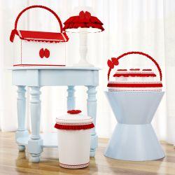 Kit Higiene Chapeuzinho Vermelho