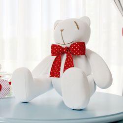 Ursa Chapeuzinho Vermelho 34cm
