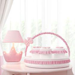 Kit Acessórios Ursinha Clássica Rosa
