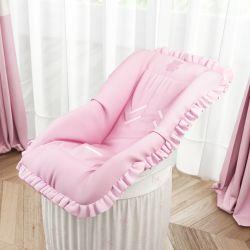 Capa para Bebê Conforto Ursinha Clássica Rosa