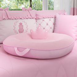 Almofada Multiuso Ursinha Clássica Rosa
