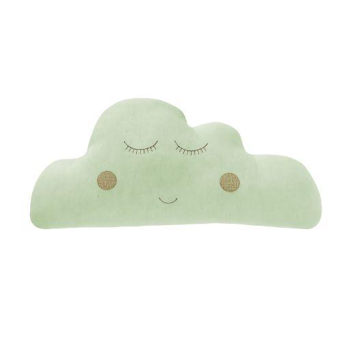 Almofada Nuvem Verde