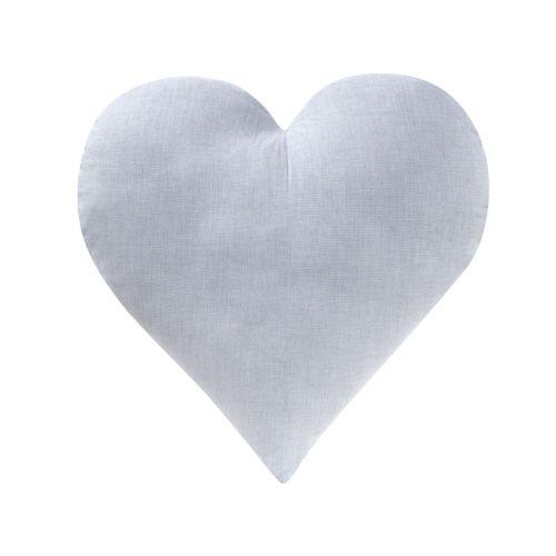 Almofada Coração Cinza