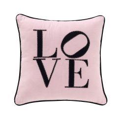 Almofada Love Rosé 32cm