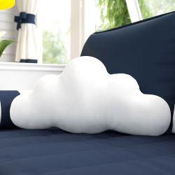 Almofada Nuvem Urso Aviador 50cm
