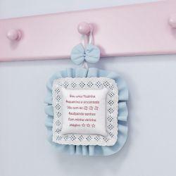 Porta Maternidade Fada