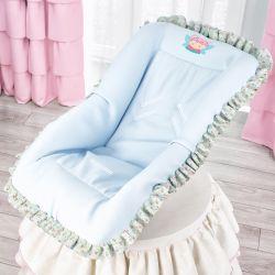 Capa de Bebê Conforto Fada