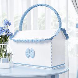 Farmacinha Ursinho Clássico Azul Bebê