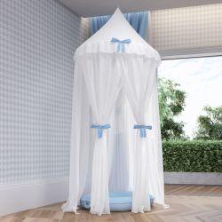 Tenda Dossel Ursinho Clássico Azul