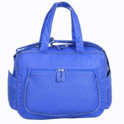 Bolsa Maternidade G Paraty Azul 40cm