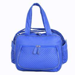 Bolsa Maternidade M Paraty Azul 28cm