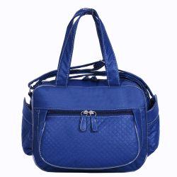 Bolsa Maternidade M Paraty Azul Marinho 28cm