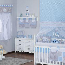 Quarto de Bebê Pedacinho do Céu Azul
